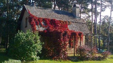 Jeden z pierwszych w Polsce, od ok 70 lat, dom z gliny