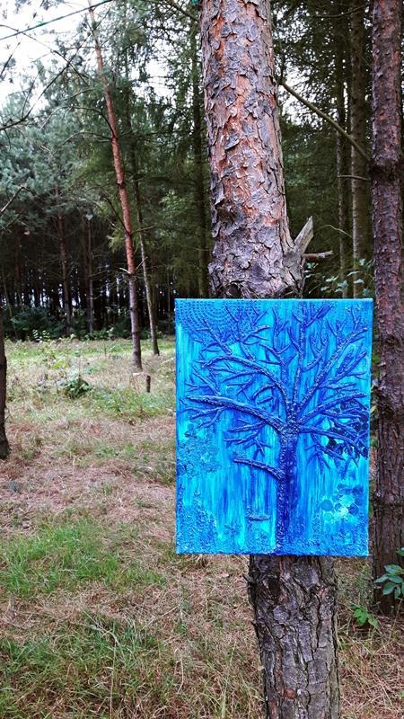 wernisaż drzewo