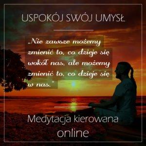 medytacja online Konrad Przeradzki